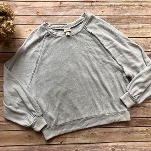 Mossimo Supply Co. | Balloon Sleeve Sweatshirt